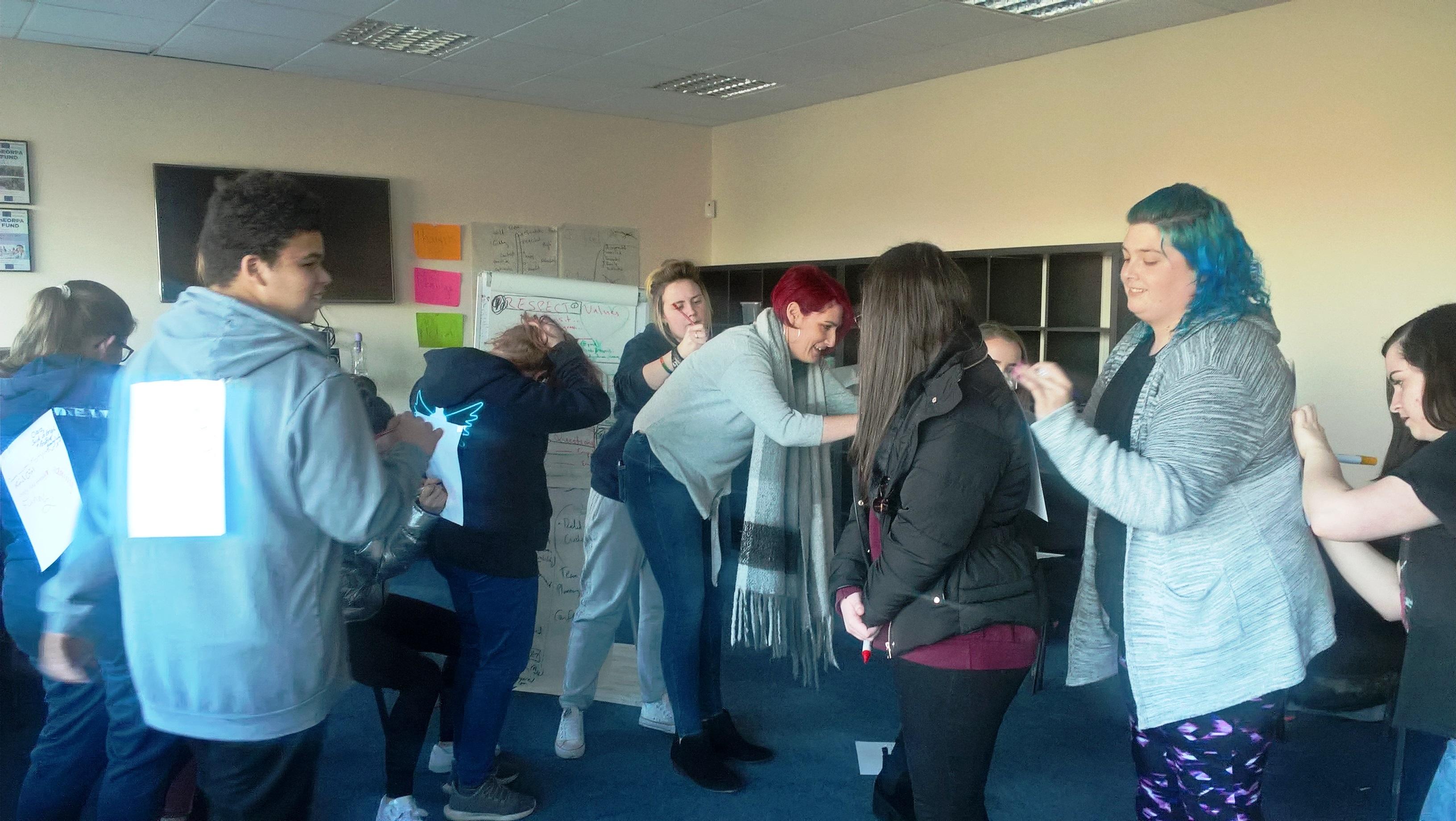 Young Community Leaders become certified Restorative Practice Facilitators