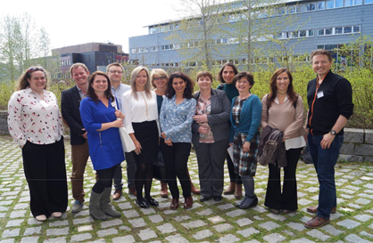 An Inspirational Learning Experience in Norway through PINN