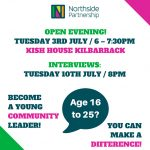 Join us for our Young Community Leaders Open Day July 3rd!