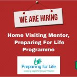Home Visiting Mentor –  Job Vacancy