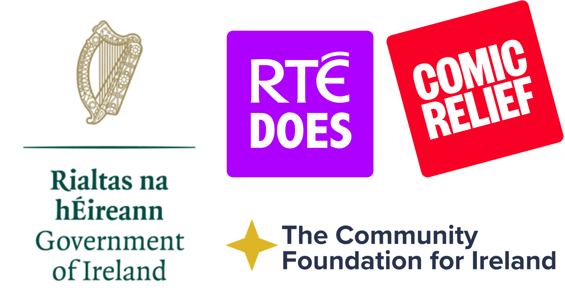 Northside Partnership Awarded Grants from RTE Comic Relief
