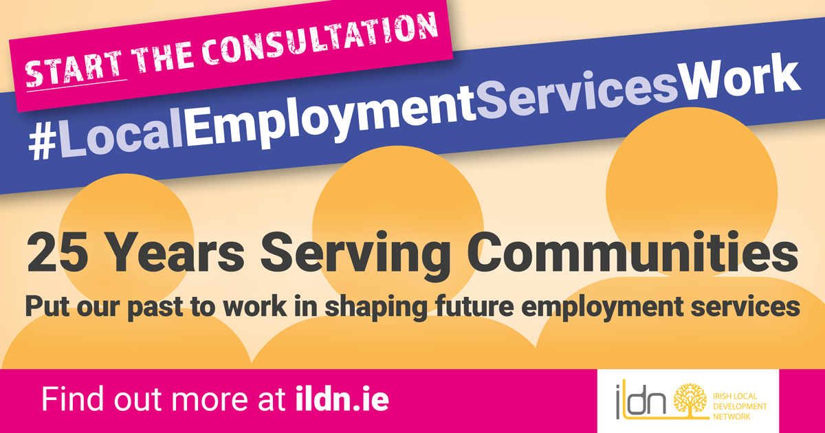 PATHWAYS TO WORK STRATEGY THREATENS THE FUTURE OF NORTH DUBLIN LOCAL EMPLOYMENT CENTRE